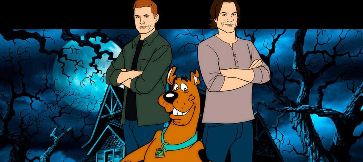 Supernatural e o inusitado crossover ScoobyNatural: conversamos com os produtores!