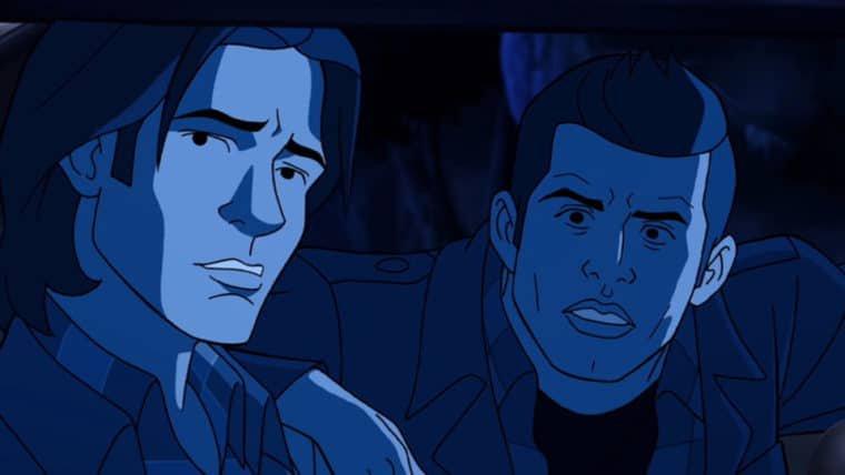 Supernatural | Elenco e produtores falam sobre a produção do crossover ScoobyNatural