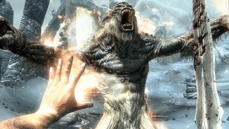 Skyrim VR será lançado no Steam em abril