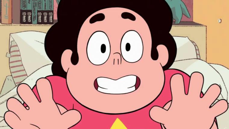 Steven Universo terá novos episódios em abril deste ano