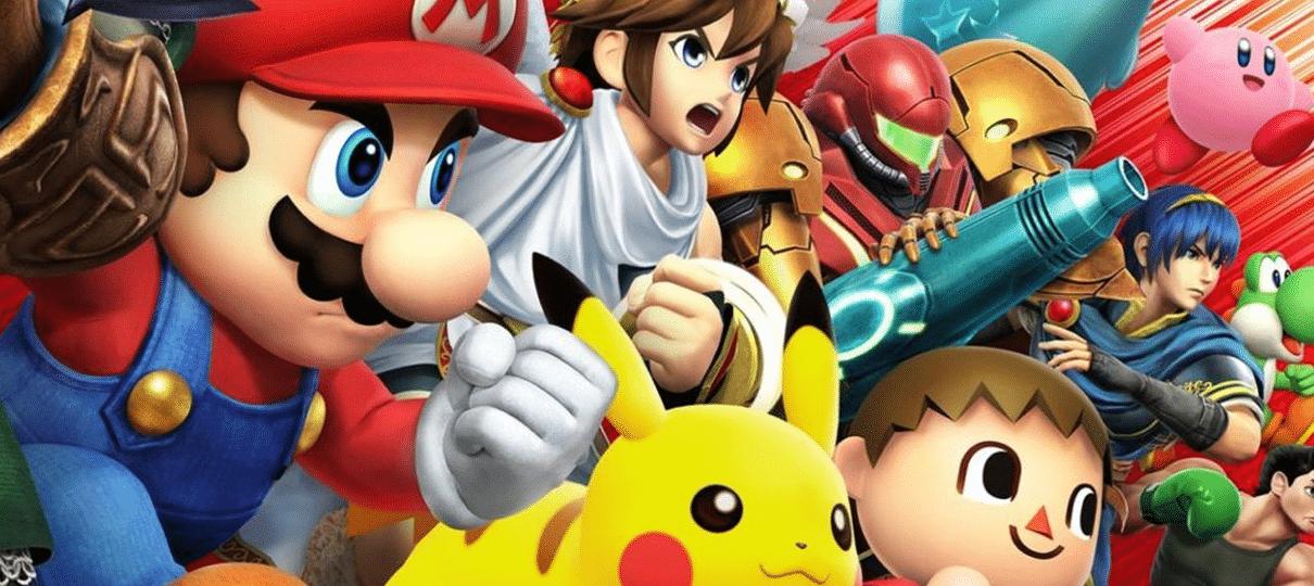 Super Smash Bros. Ultimate não terá localização em português [Atualizado]