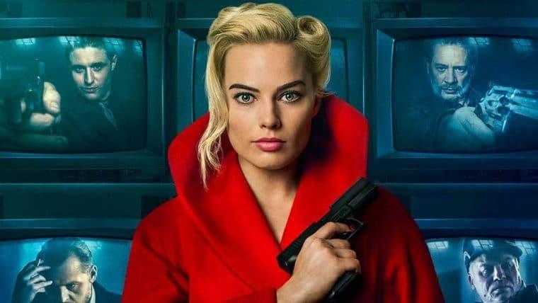 Margot Robbie está pronta para a vingança em novo pôster de Terminal