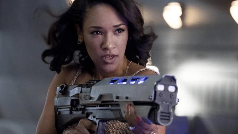 Iris West é velocista por um dia em novo trailer de The Flash