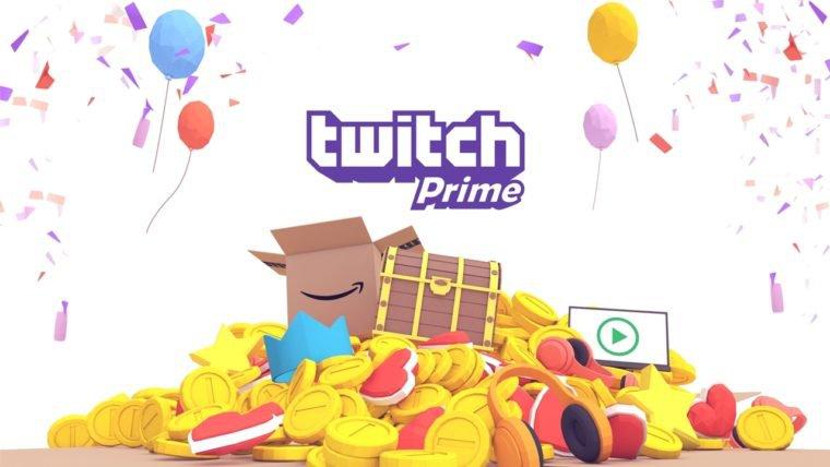 Twitch oferecerá jogos grátis para assinantes do Prime