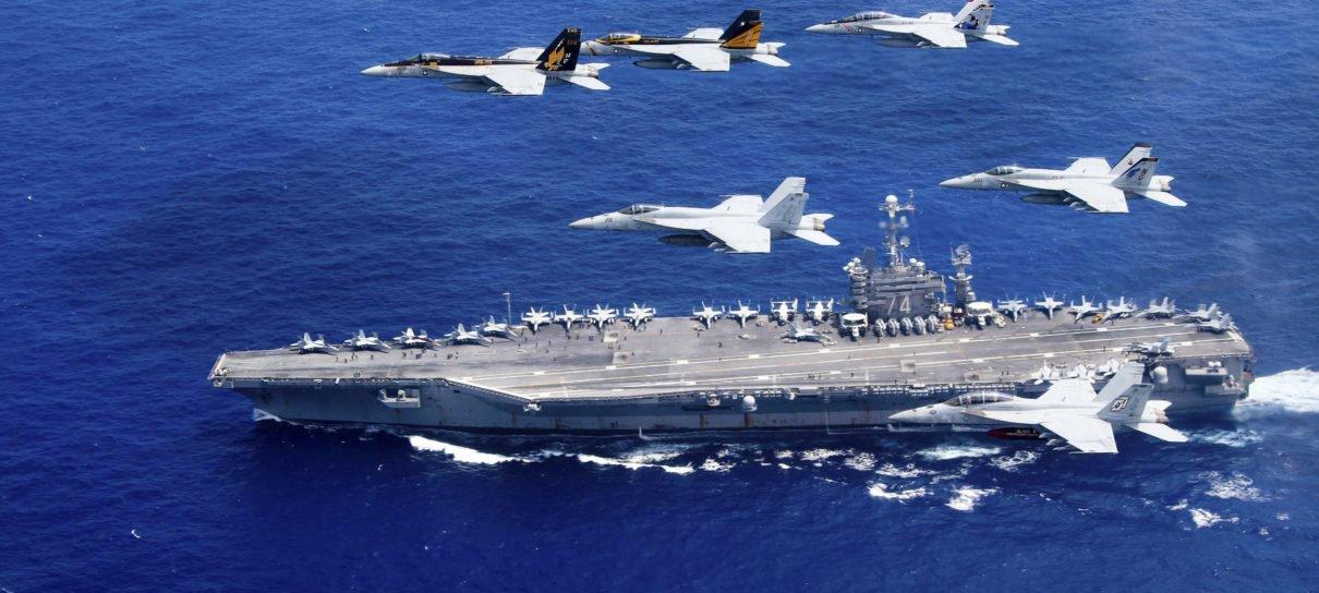 Vídeo da Marinha Americana mostra avistamento de OVNI