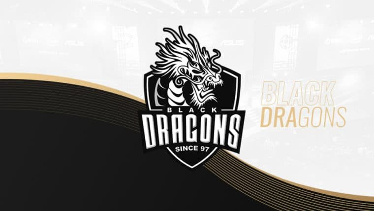 Black Dragons anuncia equipe competitiva de Overwatch
