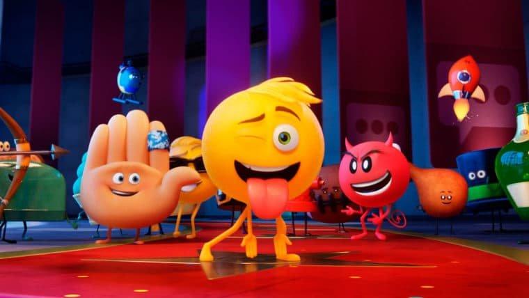 Emoji: O Filme é eleito o pior filme pelo Framboesa de Ouro 2018; confira os vencedores!