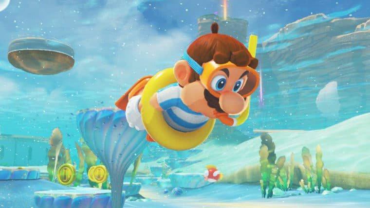 Super Mario Odyssey pode ganhar DLCs no futuro