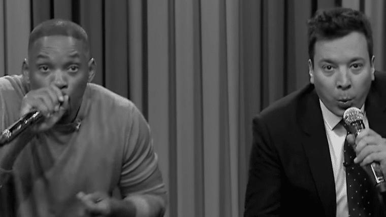 Will Smith canta aberturas de sitcoms clássicas no programa de Jimmy Fallon