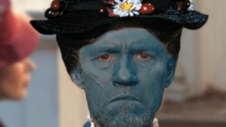 O Retorno de Mary Poppins ganha trailer repaginado com Yondu como a babá perfeita