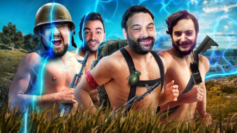 PlayerUnknown's Battlegrounds - E ai, loucura? Loucura!