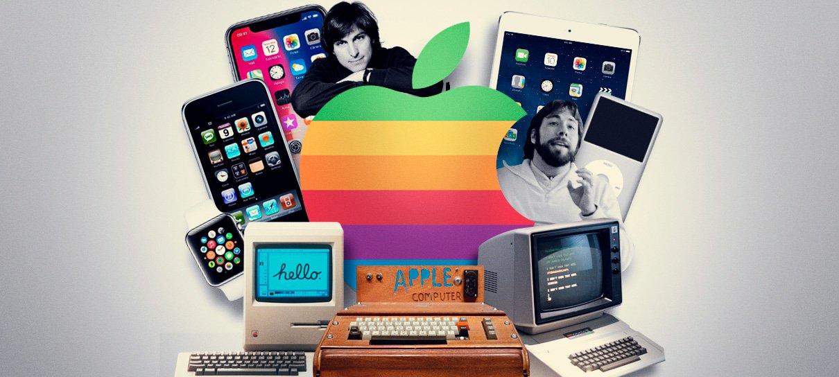 Breve história da Apple