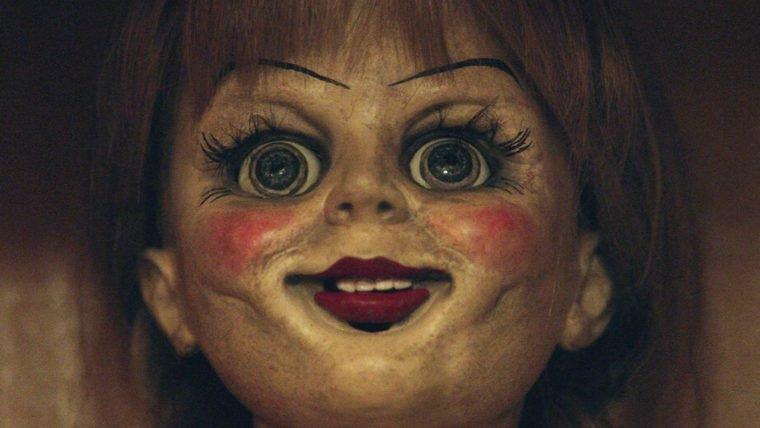 Annabelle 3 ganha data de estreia
