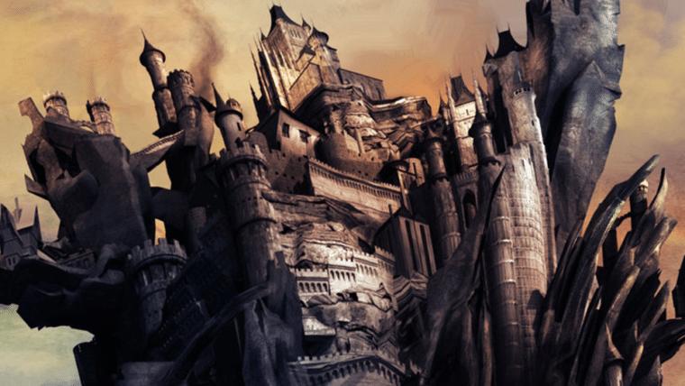 Neil Gaiman e Akiva Goldsman vão adaptar saga literária do Castelo de Gormenghast em série