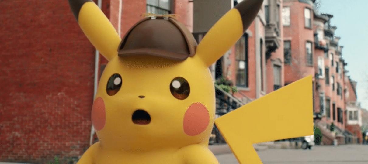 Detective Pikachu ganha demo para Nintendo 3DS