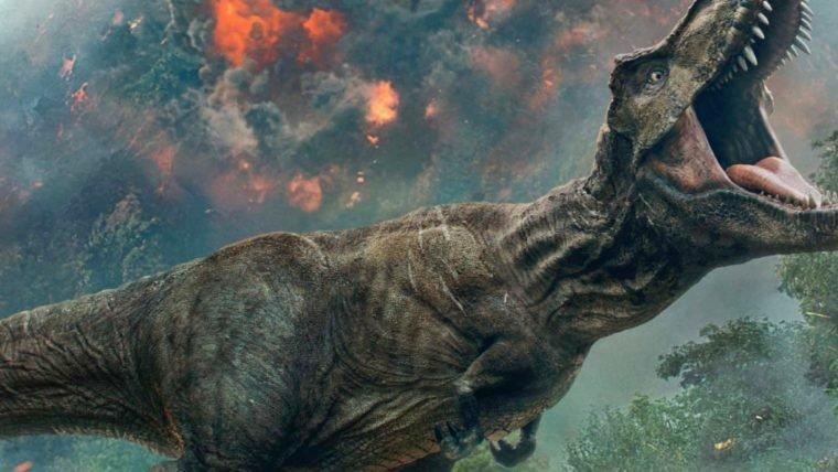 Dinossauros vão para debaixo d'água em novo trailer de Jurassic World: Reino Ameaçado