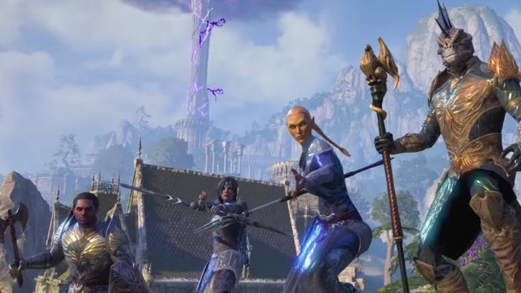 Bethesda divulga trailer inédito de Summerset, a nova expansão de The Elder Scrolls Online
