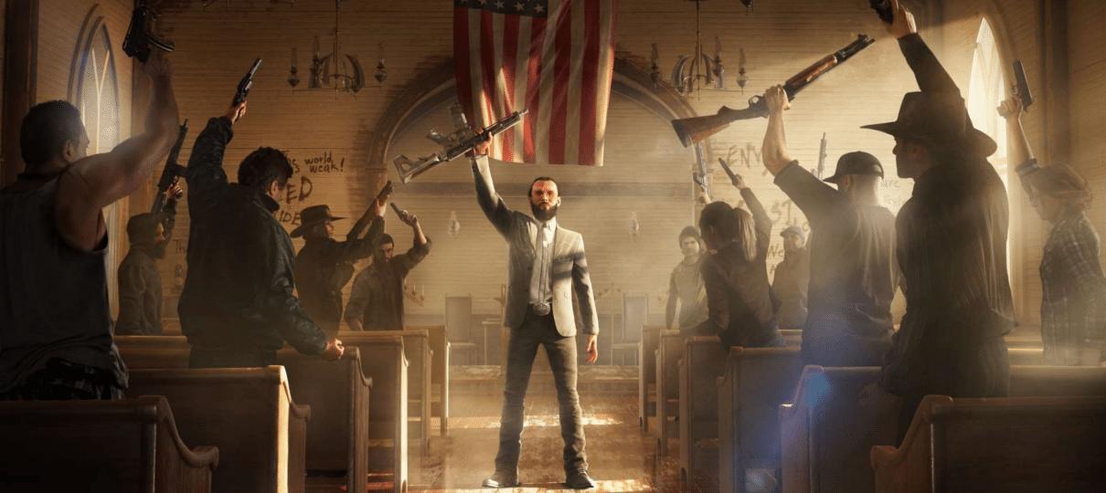 Far Cry 5 quebra recorde da franquia e se torna o segundo maior lançamento da Ubisoft