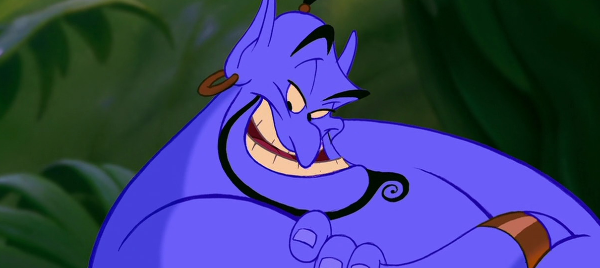 Aladdin | Gênio de Will Smith terá influências de Um Maluco no Pedaço