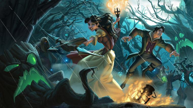 Conheça a Caça aos Monstros, novo modo temporário para um jogador de Hearthstone