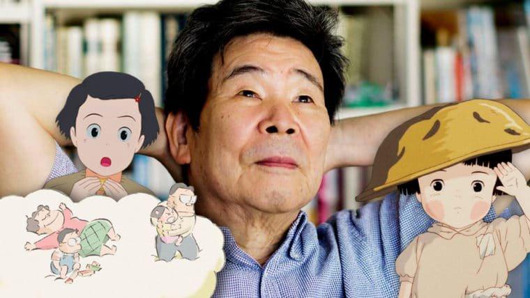 Conheça a carreira de Isao Takahata, um dos gênios da Studio Ghibli e rival de Miyazaki