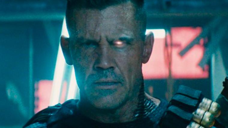 Josh Brolin vai interpretar Cable em outros três filmes além de Deadpool 2