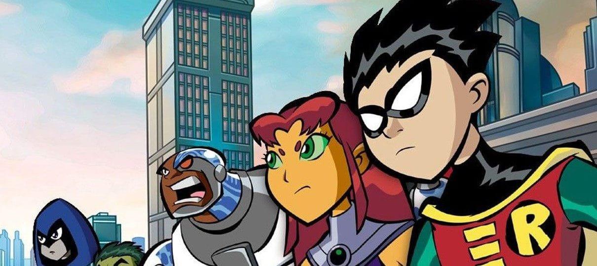 Jovens Titas Original Pode Retornar Indica Produtor Do Cartoon