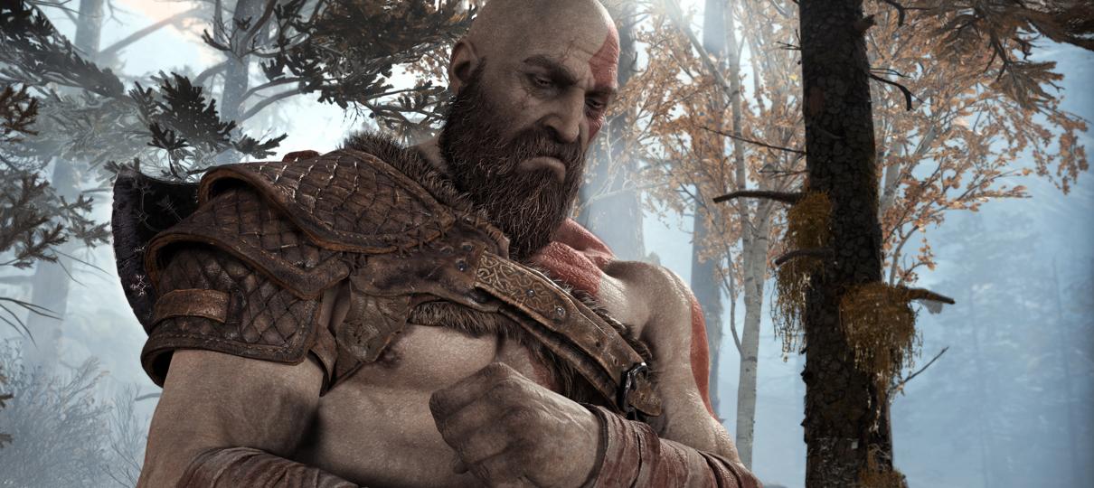 God of War atinge a marca de 19 milhões de horas assistidas no Twitch