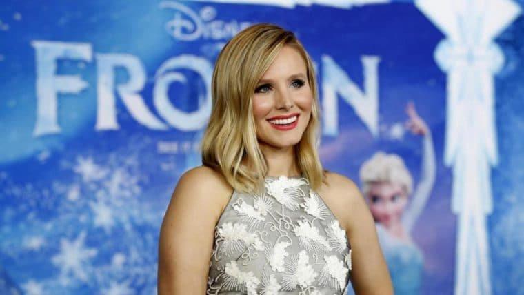 Frozen 2 |  Kristen Bell, atriz que dá voz a Anna, elogia a história do filme