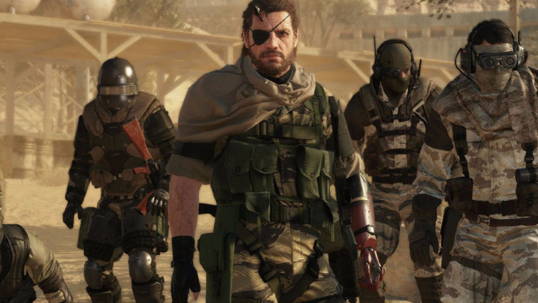 Games With Gold de maio tem Metal Gear V, Vanquish e Streets of Rage