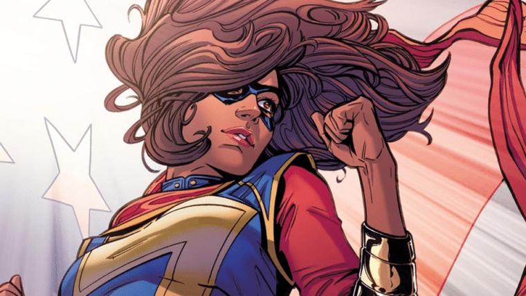 Kamala Khan, a Ms. Marvel, é presidente dos EUA em novo arco da HQ Novíssimos X-Men
