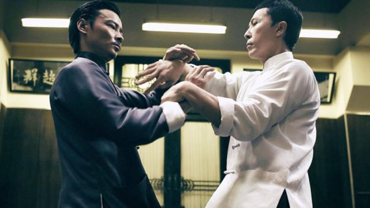 Donnie Yen confirma o início das filmagens de O Grande Mestre 4