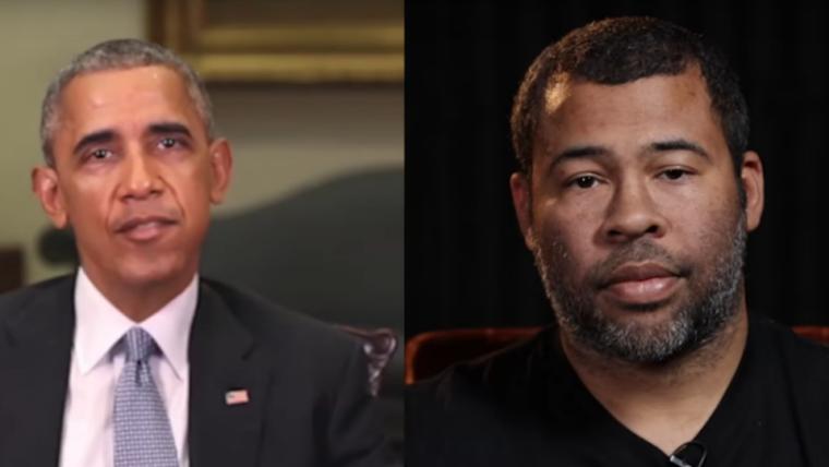 Jordan Peele dubla Obama para alertar sobre fake news