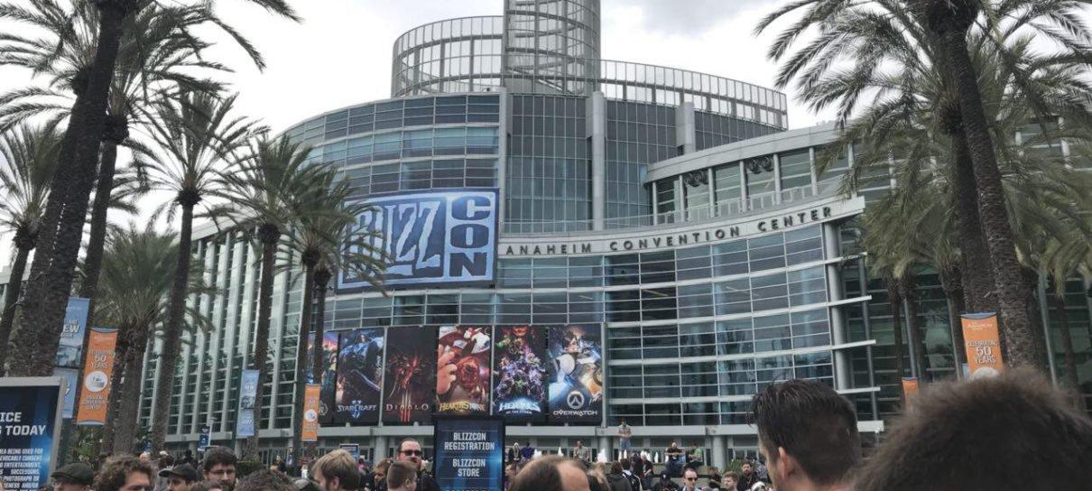 Blizzard anuncia a data oficial da Blizzcon 2018