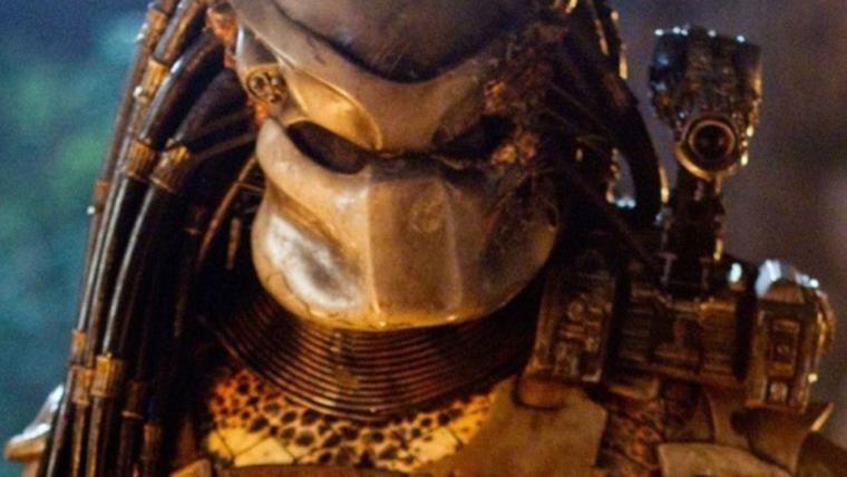 O Predador   Sinopse oficial sugere uma nova raça de monstros