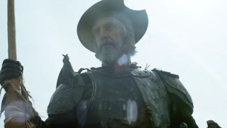 Após 19 anos de produção, The Man Who Killed Don Quixote ganha primeiro trailer