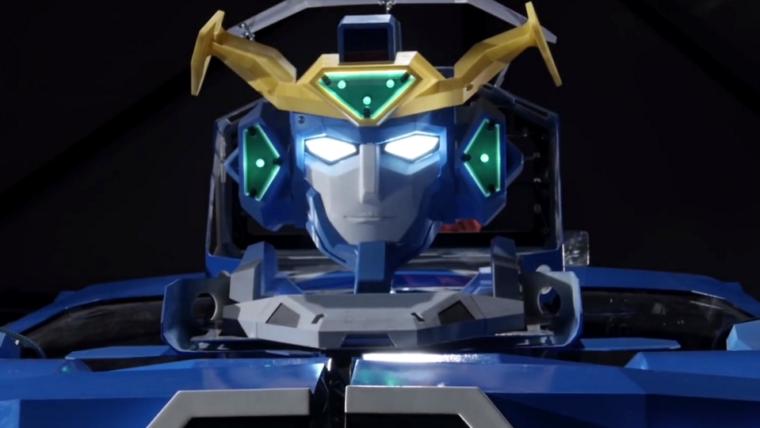 Empresa japonesa cria Transformer na vida real