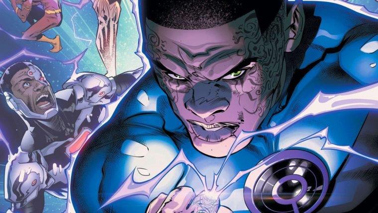 DC vai apresentar os Lanternas Ultravioletas
