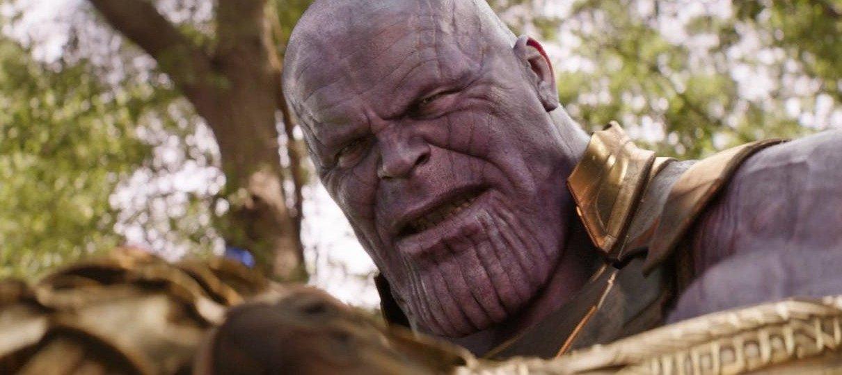 Vingadores: Guerra Infinita se torna a maior estreia da história