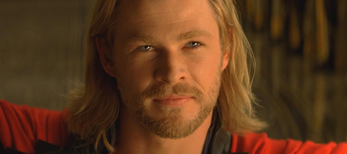 Kevin Feige se arrepende de muitas coisas, e a sobrancelha do Thor é uma delas