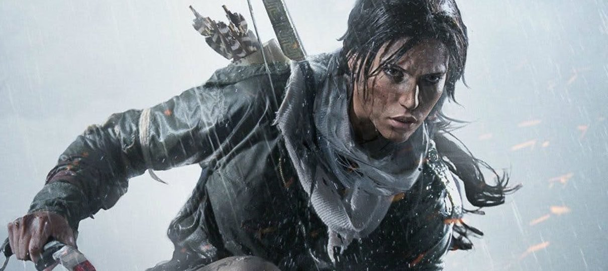 Shadow of the Tomb Raider fará crossover com Final Fantasy XV