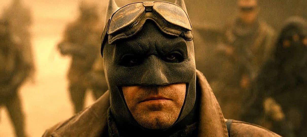 Zack Snyder explica ainda mais detalhes de Batman vs Superman