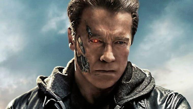 O Exterminador do Futuro | Linda Hamilton e Schwarzenegger se reencontram em vídeo do set
