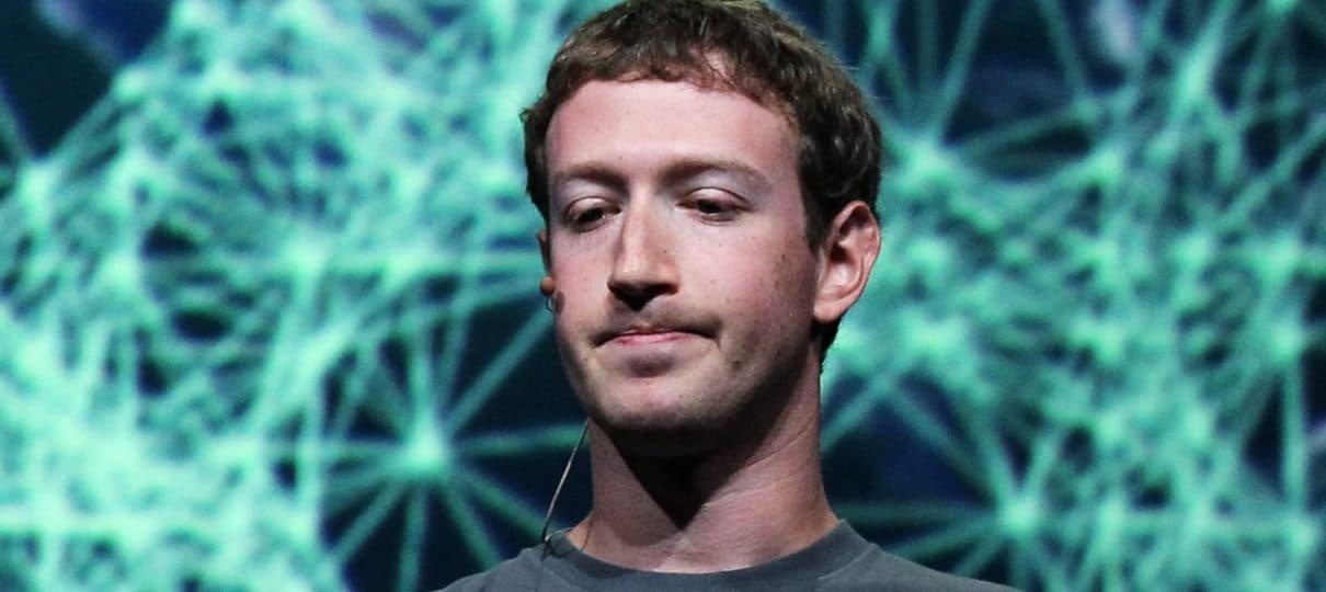 Dados da maioria de seus usuários podem estar vulneráveis, diz Facebook