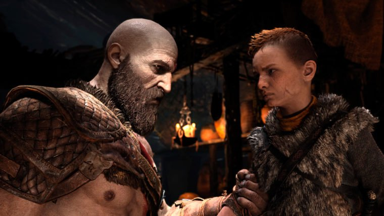Ouça gratuitamente a trilha sonora do novo God of War