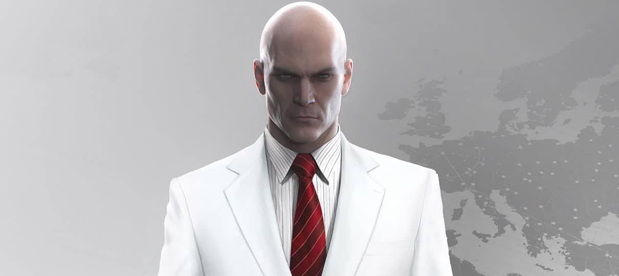 Jogos da franquia Hitman passarão a ser publicados pela Warner Bros.