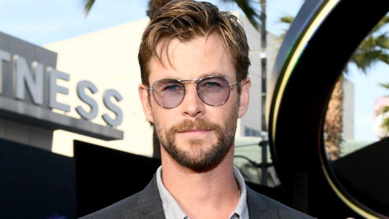 Roteiro do spin-off de Homens de Preto está em desenvolvimento, diz Chris Hemsworth