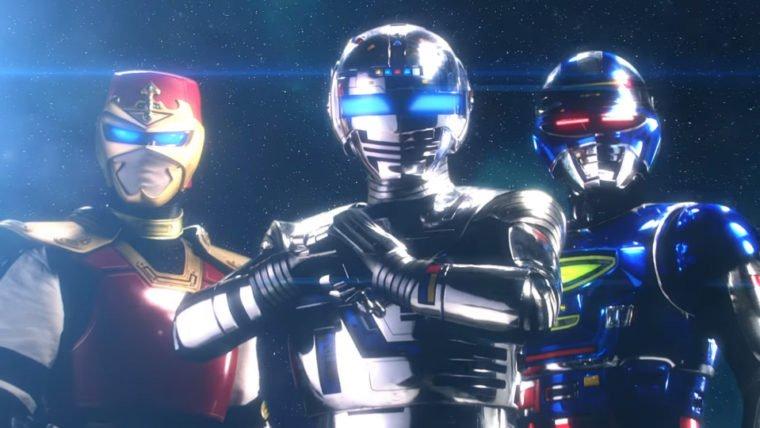Jiraiya, Gavan e Shaider estão de volta no filme Uchu Sentai Kyuranger vs. Space Squad