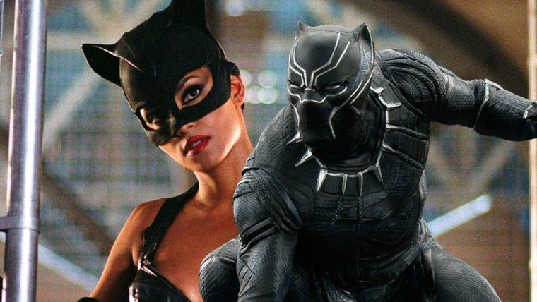 Pantera Negra deve seu sucesso ao filme da Mulher-Gato, diz Halle Berry