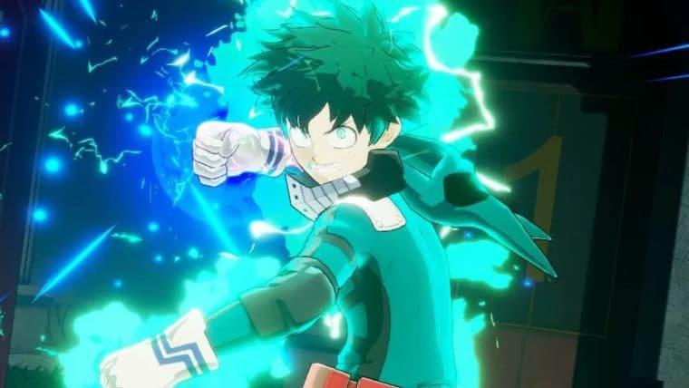 My Hero Academia: One's Justice   Novo teaser destaca personagens jogáveis